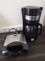 Used Coffee maker & toaster grill in Dubai, UAE