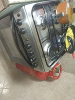 Used Indesit stove and oven in Dubai, UAE