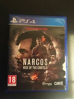 Used Narcos - PS4 - As New in Dubai, UAE