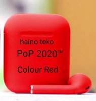 Used Haino teko POP2020 Red Edition ❤️ in Dubai, UAE