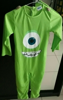 Disney Monster Baby Dress Used Good Cond