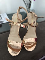 Used Bronze Sandals  in Dubai, UAE