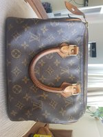 Used Preloved LV Speedy 25 original from🇯🇵 in Dubai, UAE