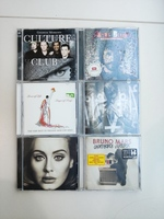 Used 6pcs CD Albums in Dubai, UAE