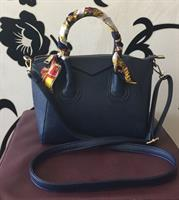 Cross Body Bag Used Good Condition Dark Blue No Brand