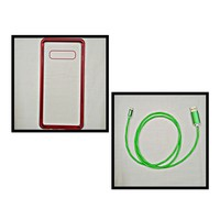 Used Bundle Offer on Phone case and LED cable in Dubai, UAE