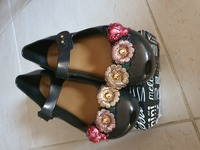 Used Mini Melissa shoes in Dubai, UAE