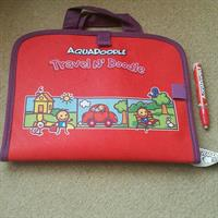 Used Hamleys Aqua Doodle Travel Pad With Water Pen  in Dubai, UAE