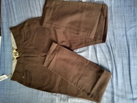 Pants One90one Brown 28