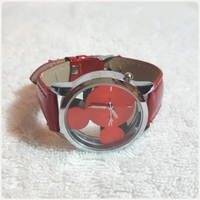Used DISNEY watch red color in Dubai, UAE