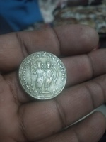 Used old antique ram tanka(ram darbar coin) in Dubai, UAE