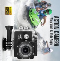 Used 30m waterproof action camera 1080p in Dubai, UAE