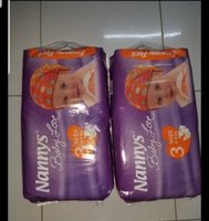 Used Nanys Baby Diapers Made in Europe in Dubai, UAE