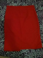 Used Red Pencil Skirt in Dubai, UAE