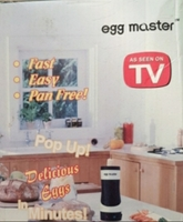 Used Egg recipes machine as seen on tv in box in Dubai, UAE