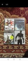 Used Ps3 gaming cds All 4 pcs in Dubai, UAE