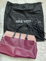 Used Nine West handbag/ crossbody: Original in Dubai, UAE