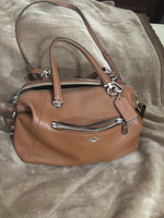 Used Authentic coach 2 way bag medium to larg in Dubai, UAE