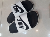 Used New men's white nike 43 class A in Dubai, UAE