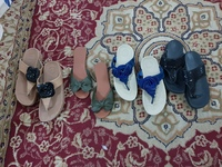 Used Bundle of Slipper#Size 39#Used in Dubai, UAE