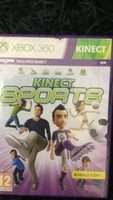 Used Xbox 360 Kinect sport game in Dubai, UAE
