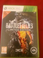 Used BATTLEFIELD 3 LIMITED EDITION XBOX360 in Dubai, UAE