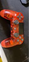Used DualShock 4 ps4 controller Pc Crome red  in Dubai, UAE
