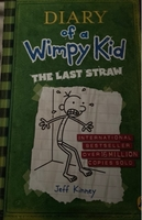 Used Diary of a wimpy kid : the last straw  in Dubai, UAE