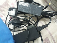 Used two lenova laptop charger in Dubai, UAE