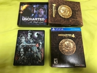 Used Uncharted 4 Special Edition in Dubai, UAE