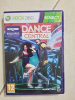 Used Xbox 360 Kinect Game Dance Central in Dubai, UAE