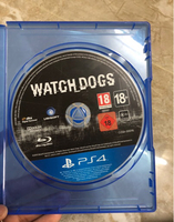 Used Watch dog - Ps4 game CD in Dubai, UAE
