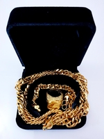Mens Dragon Gold Jewelry