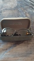 Used NEW Harley Davidson sunglasses with case in Dubai, UAE