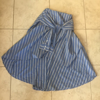Used Zara Striped Skirt in Dubai, UAE