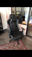 Used Gaming chair (leather) in Dubai, UAE