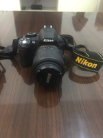 Used Nikon D3100 with 18-55 VR Lende in Dubai, UAE