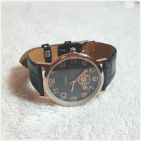 Used LACOSTE WATCH black color in Dubai, UAE