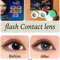 Used Colored Contact Lens  in Dubai, UAE