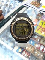 Used CASIO WATCH world wide time  orignal new in Dubai, UAE