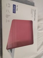 Used MacBook case pink 14 inch in Dubai, UAE