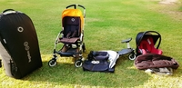 Used Bugaboo bee 5 Stroller and Travel system in Dubai, UAE