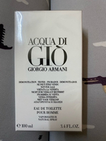 Used Armani perfume (original) in Dubai, UAE