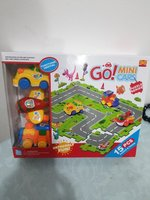 Used Baby Puzzles with mini Cars in Dubai, UAE