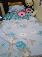 Used Double bed. Wooden frame with matress in Dubai, UAE