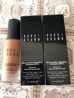 Used 2 original Bobbi Brown Foundations  in Dubai, UAE