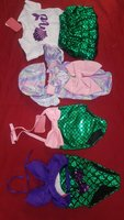 Used Swimsuit, kids swimwear, Top and pants in Dubai, UAE