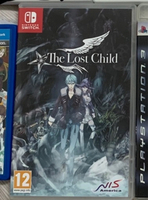 Used The lost child Nintendo switch game  in Dubai, UAE
