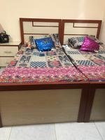 Used Twin bed set 350 (each) in Dubai, UAE