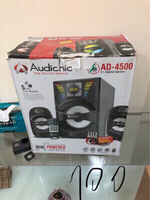 Audionic Chanel speaker with Bluetooth